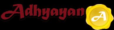 Logo - Adhyayan